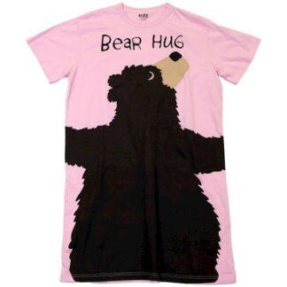Bear Hug Nightshirt, Adult 2XL