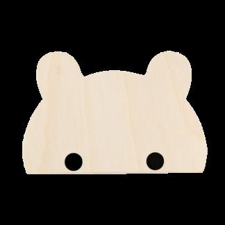Kukkuk bjørn knage (natur)
