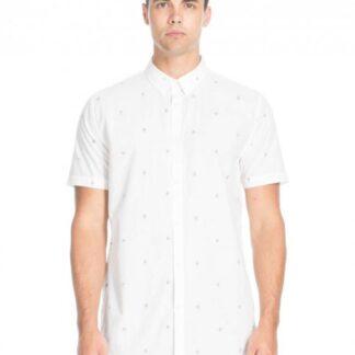Seven Ft. S/S White Ditzi