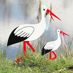 Stork til nyfødte
