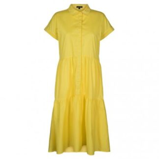 YELLOW ILONA SKIRT DRESS 4117 fra Liberte